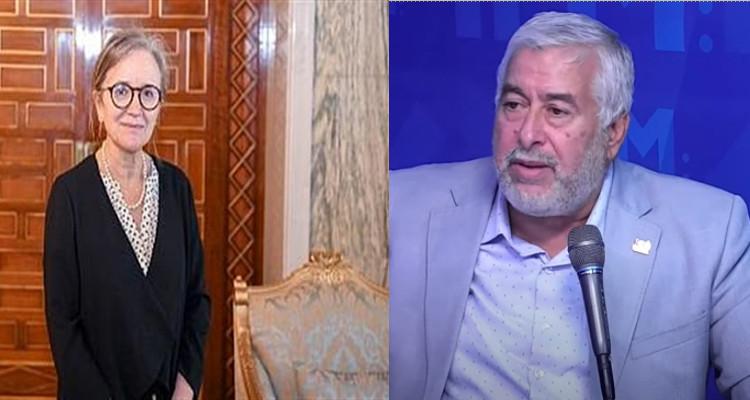 Appel entre la cheffe du gouvernement et le président de l'Utap