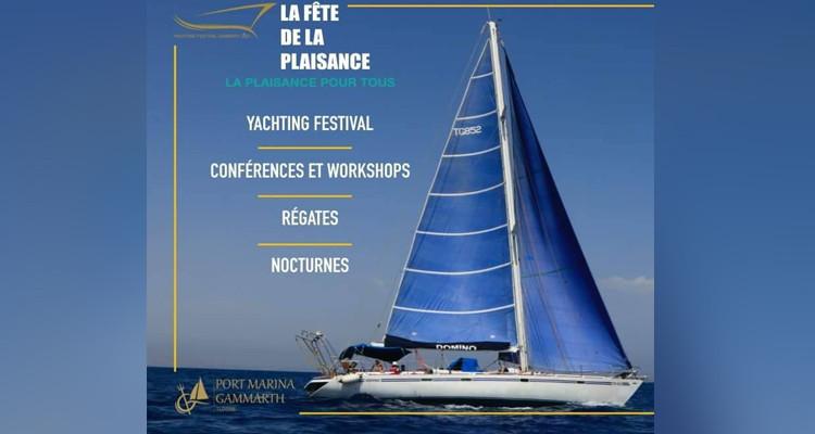 En association avec IFM : Début du Yachting festival à Gammarth