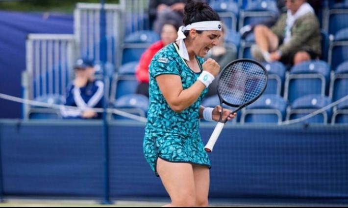 Tournoi de Guangzhou WTA: Ons Jaber éliminée dès le premier tour