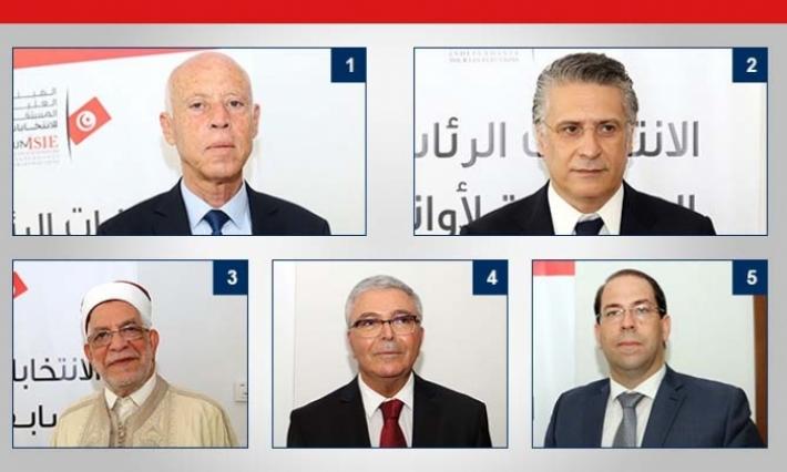 Présidentielle 1er tout : Résultats officiels