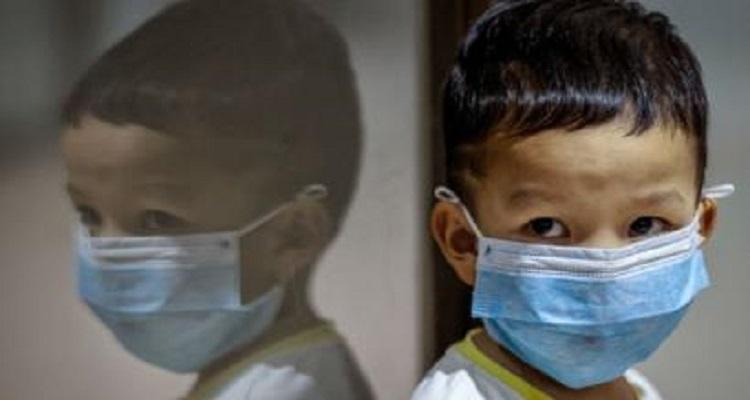 إصابة طفل 3 سنوات بفيروس كورونا