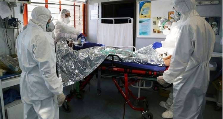 وفاة مصاب بفيروس كورونا