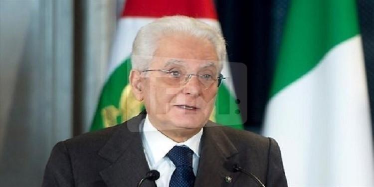 الرئيس الإيطالي:  أنا أيضا لم أعد أذهب إلى الحلاق بسبب كورونا