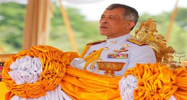 roi Thaïlande