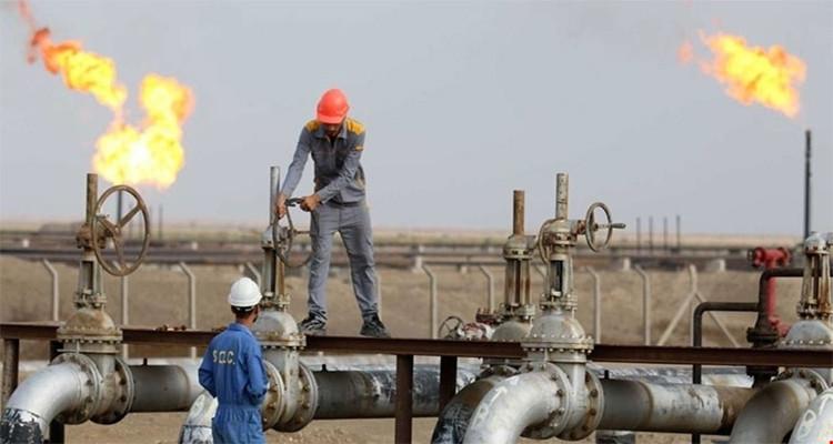 انتاج البترول