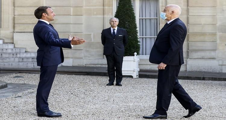 الرئيس الفرنسي يعلن منح بلاده لتونس قرضا ب350 مليون أورو