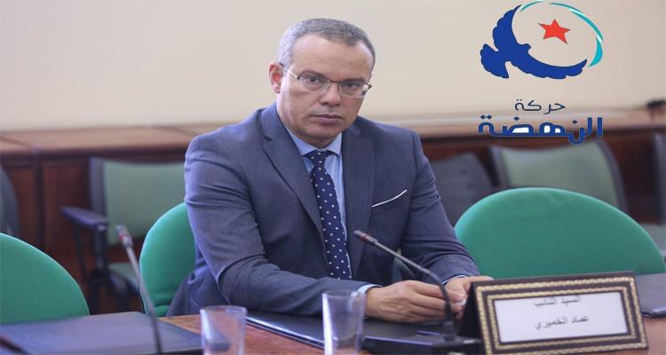 عماد الخميري يكشف عن مرشحي النهضة لترؤس الحكومة الجديدة (تسجيل)