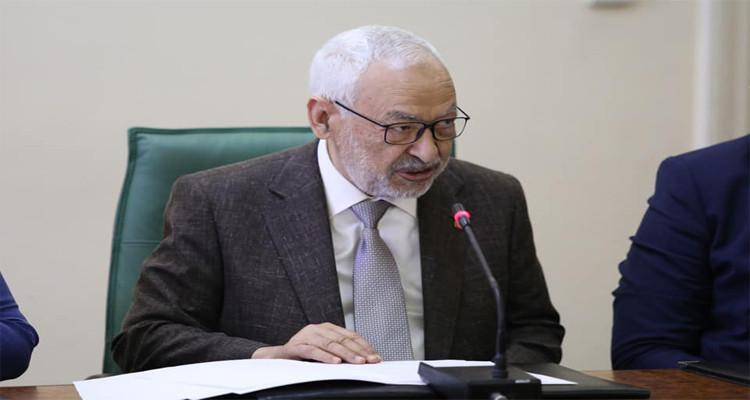 الغنوشي يشرف على تنصيب لجنة التحقيق البرلمانية