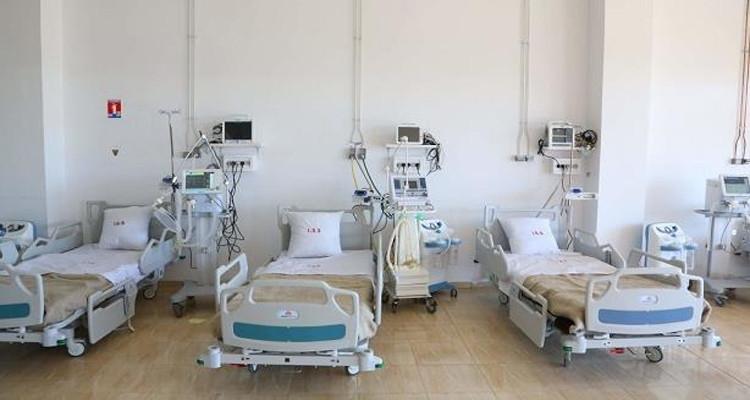 بداية من الغد : تركيز المستشفى الميداني العسكري بمنطقة الحامة من ولاية قابس