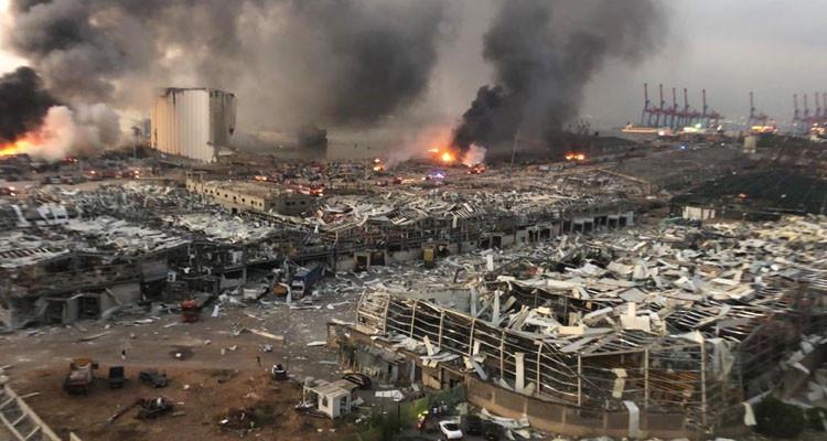 لبنان: ارتفاع حصيلة انفجار مرفأ بيروت إلى 171 قتيلا