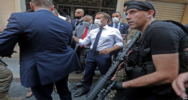 36 ألف ''لبناني'' يطالبون بعودة الاحتلال الفرنسي إلى بلادهم