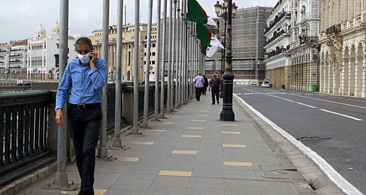 للمرة الثانية: الجزائر تخفف جزئيا من الحجر الصحي العام