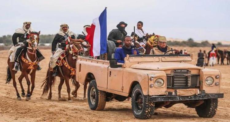 الاستعمار الفرنسي