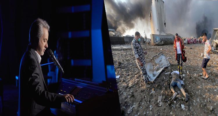 مروان الخوري تفجير لبنان