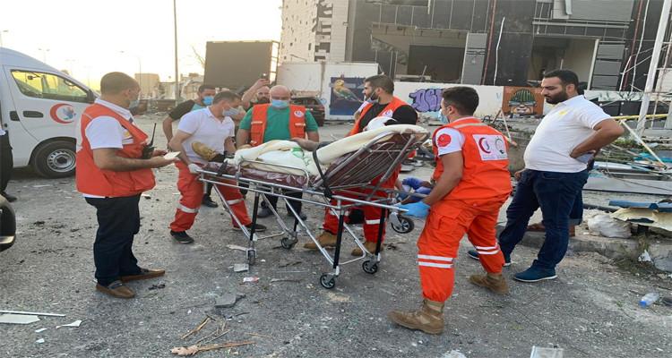 إسعاف لبنان