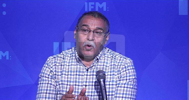 """عبد الحميد الجلاصي: """"إن الخشية الأكبرهي ان تكون حكومة السيد المشيشي حكومة الرئيس فعلا"""""""