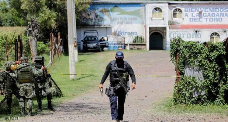 مذبحة في المكسيك