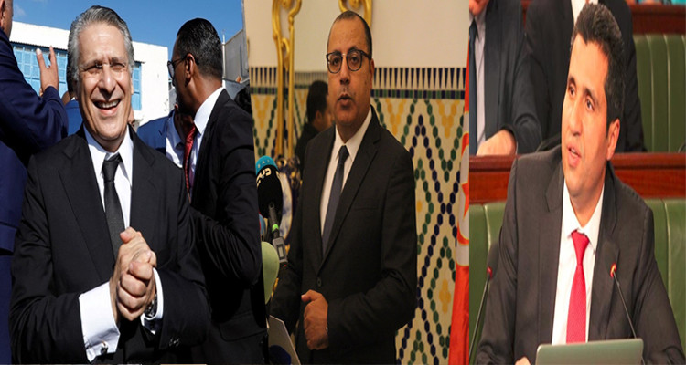 معروف والقروي:شرعنا في مشاورات الائتلاف البرلماني الداعم للمشيشي (فيديو)
