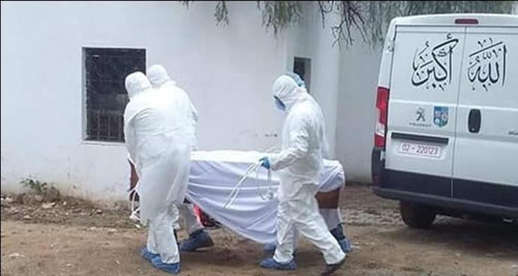 وفاة مسنة بالكورونا في سيدي بوزيد