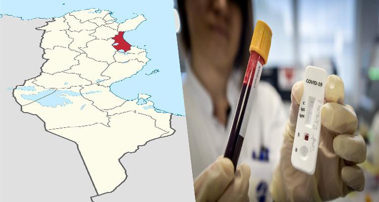 سوسة : تسجيل 39 إصابة جديدة محلية بفيروس كورونا (تسجيل صوتي)