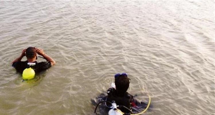 الحماية المدنية انتشال جثةتمكن فريق الغوص التابع للإدارة الجهوية للحماية المدنية