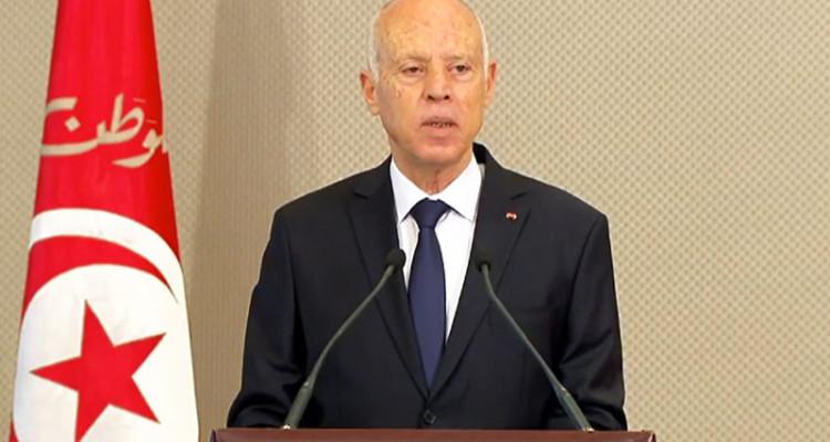 قيس سعيد : ''افتعال المصاعب والعقبات في تونس...وما اكثر المفترين في هذه الأيام''