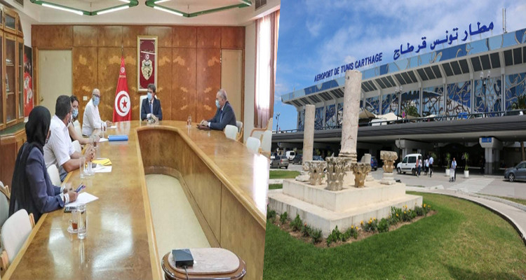 مطار تونس قرطاج هيئة المهندسين