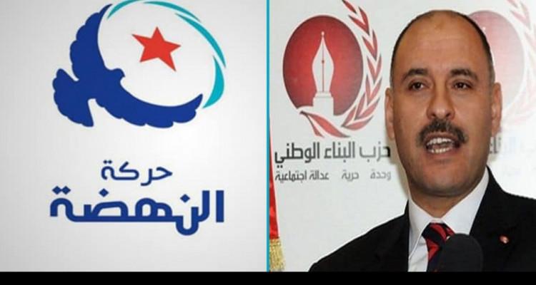 بعد استقالة دامت 7 سنوات : رياض الشعيبي يعود لحركة النهضة