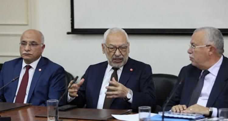 المكتب التنفيذي لحركة النهضة يؤكد تفهمه لعريضة ال100 قيادي