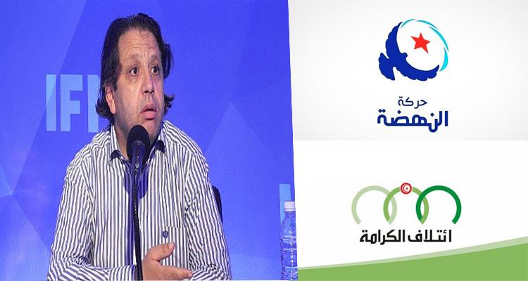 خالد الكريشي ائتلاف الكرامة النهضة كتائب