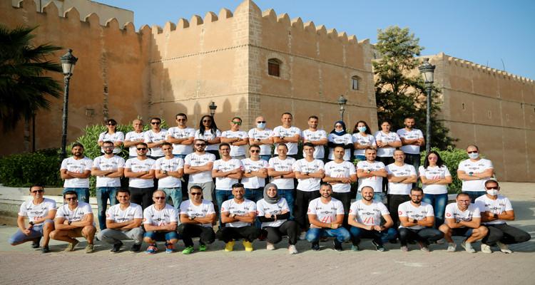 Conférence de Presse de l'association Run In Sfax