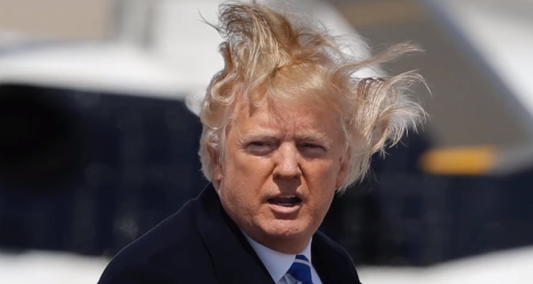 ترامب ينفق 70 ألف دولار على تصفيف شعره