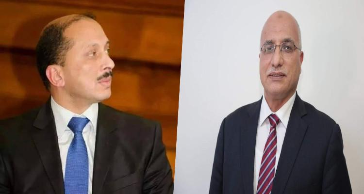 عبد الكريم الهاروني ومحمد عبو