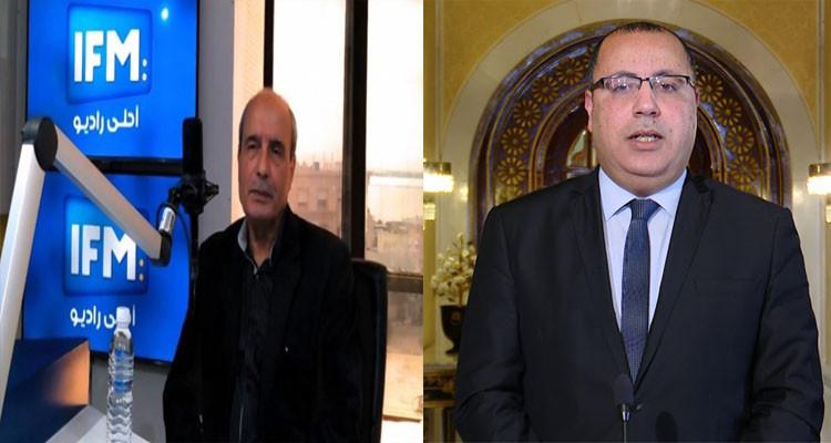 هشام المشيشي ونور الدين العرباوي