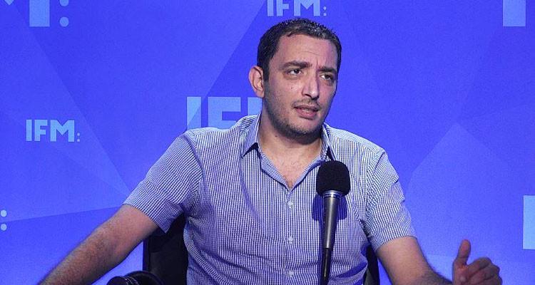 """ياسين العياري: ''تصرف قيس سعيد  متع """"انفليونسور"""" أو """"رابور"""" يعمل في كلاش  ''"""