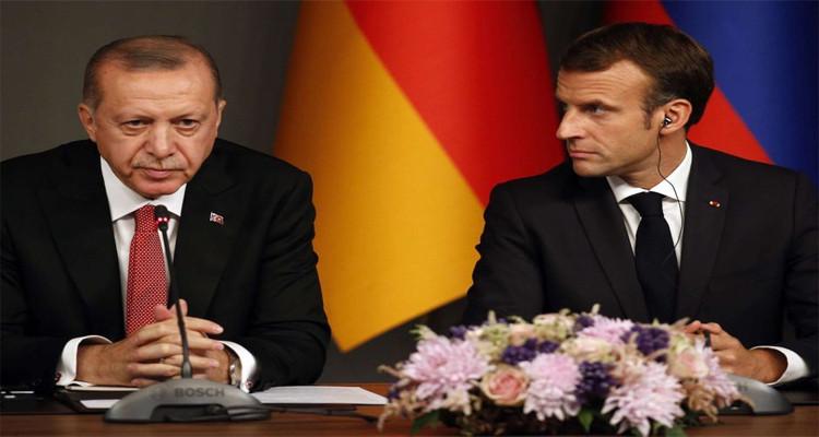 بعد أن شكك أردوغان في سلامة المدارك العقلية لماكرون: فرنسا تستدعي سفيرها