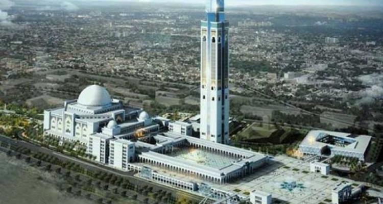 الجزائر: افتتاح ثالث أكبر مسجد في العالم (صور)