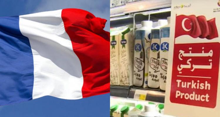 وزير التجارة الفرنسي : ''لا نخطط لمقاطعة المنتجات التركية ''