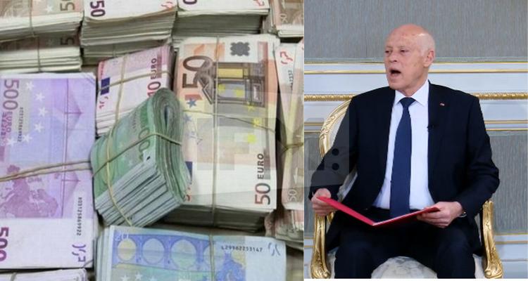 رئيس الجمهورية يُحدث لجنة لاسترجاع الأموال المنهوبة بالخارج يرأسها وزير الخارجية