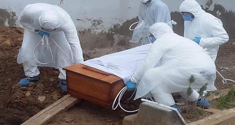حالة وفاة بالكورونا