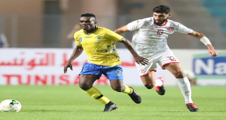 المنتخب التونسي والتنزاني تصفيات أمم أفريقيا 2021