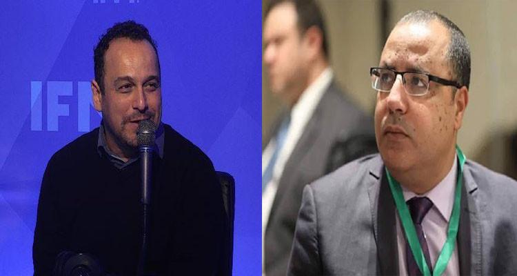 مراد الزغيدي وهشام المشيشي