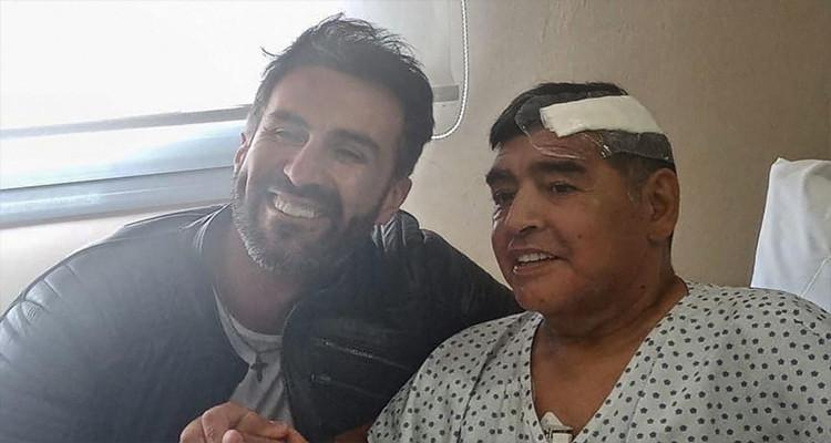 اتهام طبيب مارادونا بالقتل غير العمد والقضاء يباشر تحقيقاته