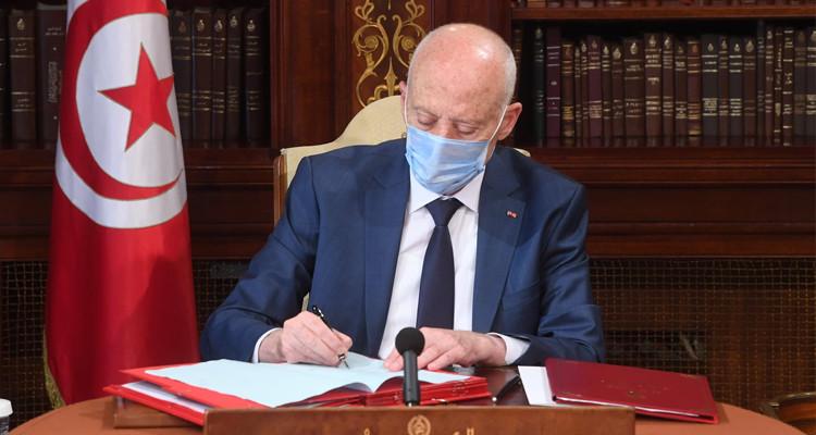 رئيس الدولة قيس سعيّد