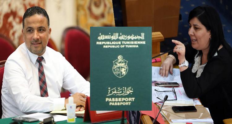 الدستوري الحر يدعو إلى فتح تحقيق بخصوص جواز سفر النائب سيف الدين مخلوف