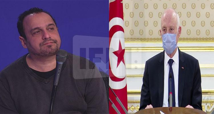 مراد الزغيدي يعلق على خطاب رئيس الجمهورية