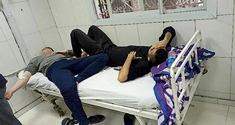 تسمم 5 افراد عائلة حفوز