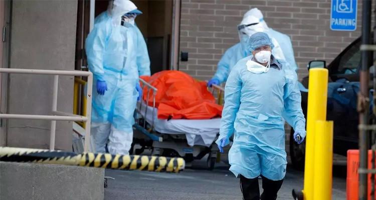 وزارة الصحة وفيات اصابات فيروس كورونا