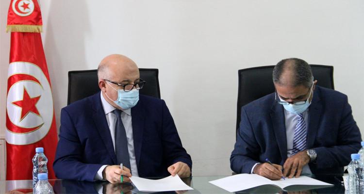 رئاسة الحكومة  المنظمة التونسية للأطباء الشبان