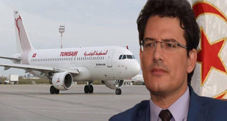 معز شقشوق الخطوط التونسية